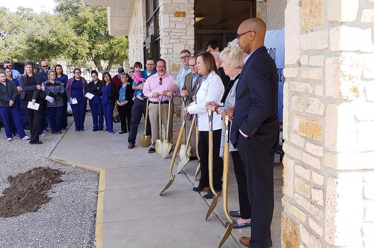 Tejas Health Care: A Community Impact Partnership