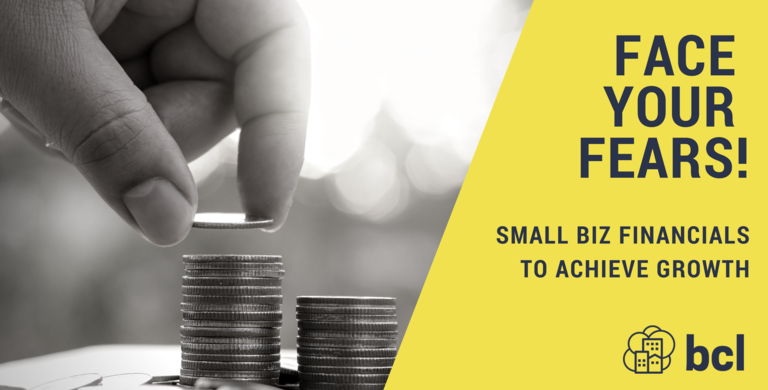Face Your Fears! Small Business Financials to Achieve Growth