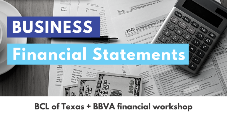 Tackle Your Financial Statements for Business Growth